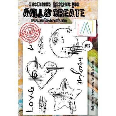 AALL and Create bélyegző szett no.12