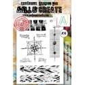 AALL and Create bélyegző szett no.24