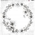 Átlátszó fólia - My Garden - 12x12