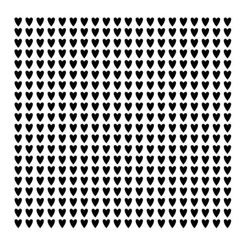 Polka hearts  -  Alice - by Olga Heldwein
