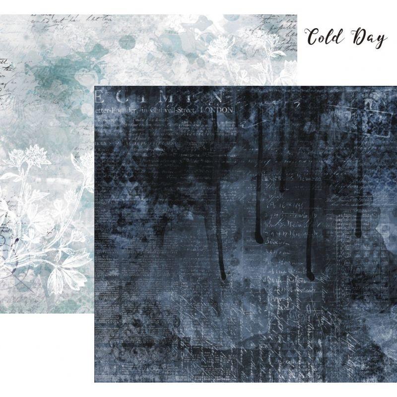 Cold Day papír - 12x12