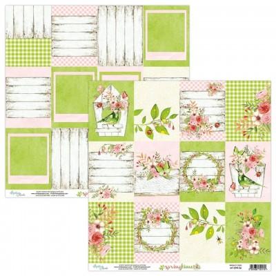 Mintay Springtime mini kollekció - 12x12