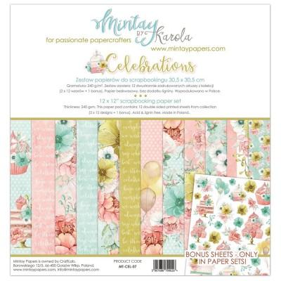 Mintay Celebrations kollekció - 6x6