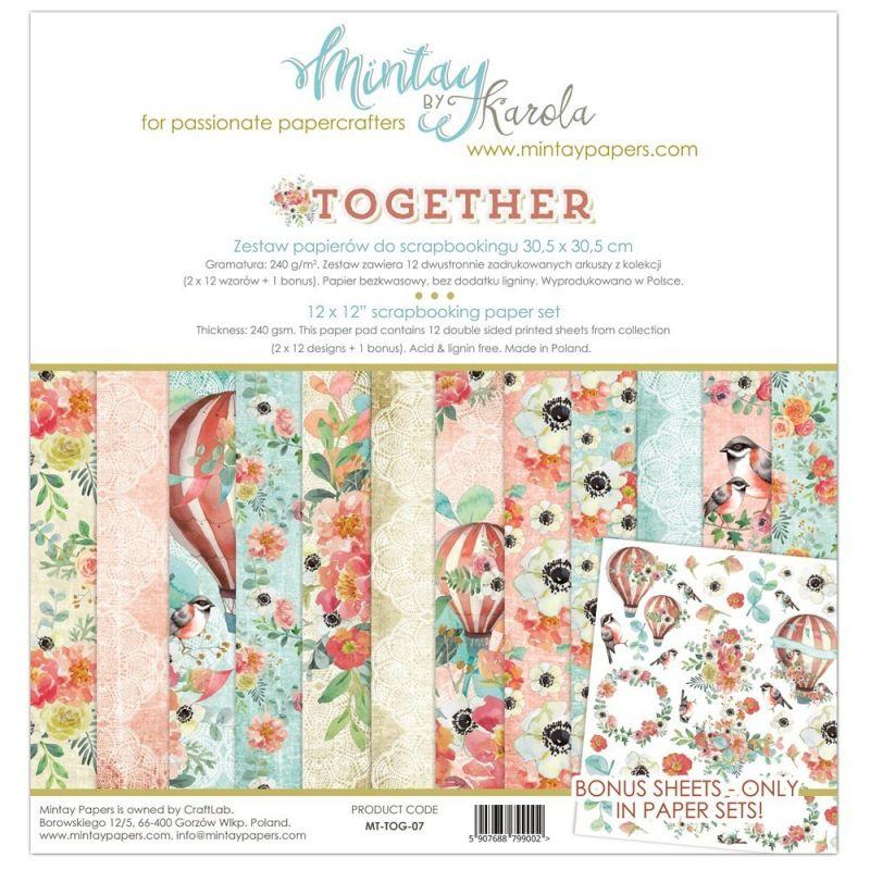 Mintay Together maxi kollekció - 12x12
