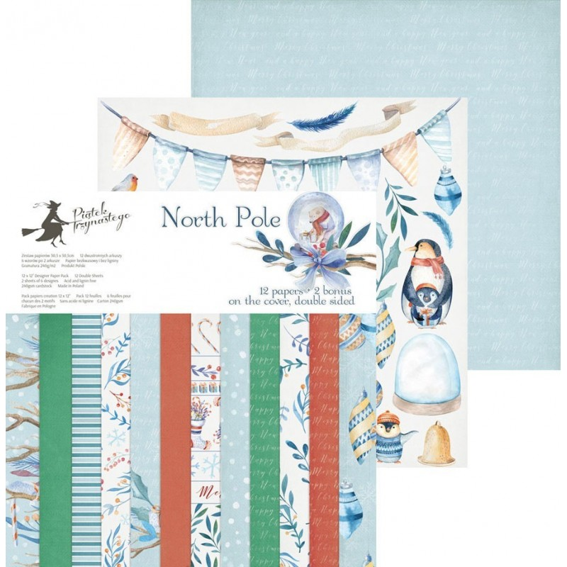 "North Pole maxi kollekció 12"""