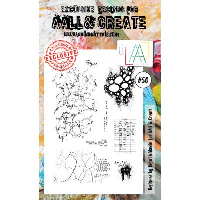 AALL and Create bélyegző szett no.50