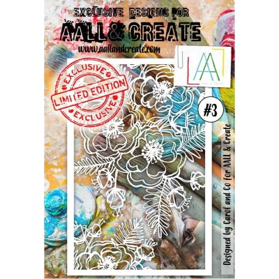 AALL and Create stencil no.3
