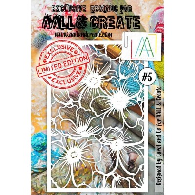 AALL and Create stencil no.5