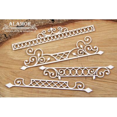 Alamor - bordűrök des.1