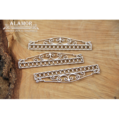 Alamor - bordűrök des.3
