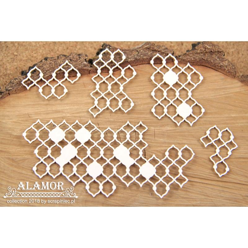 Alamor - szakadt háló