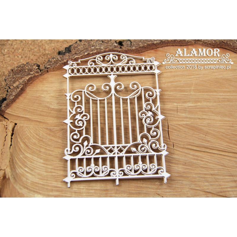 Alamor - 2 rétegű kapu