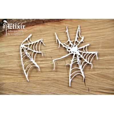 Elixir - 2 darabos pókháló