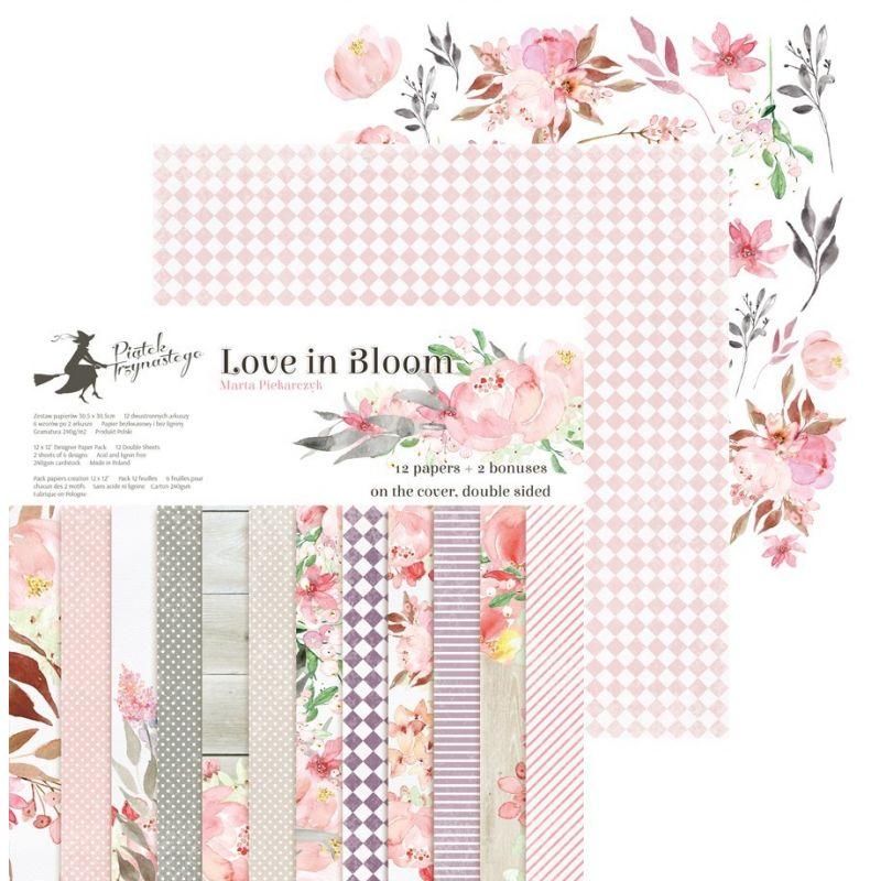 Hello Beautiful maxi kollekció 12x12