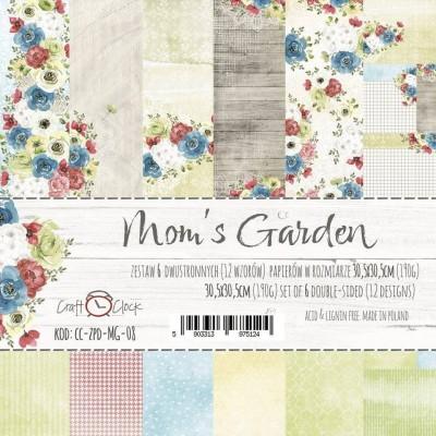 Moms Garden kollekció  - 12x12