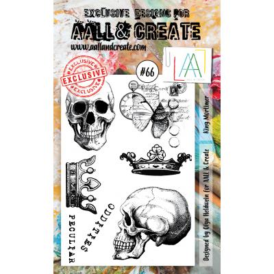 AALL and Create bélyegző szett no.66