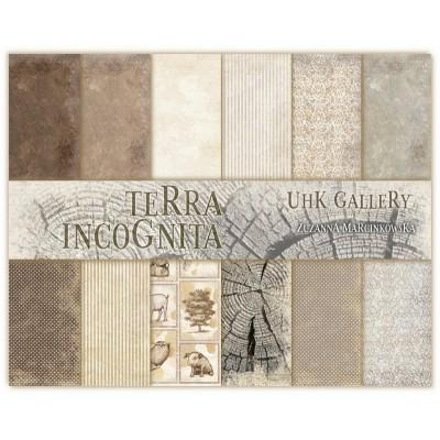 Terra Incognita kollekció 12x12
