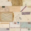 Air Mail mini kollekció -  6 db 12x12-es papír