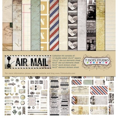 Air Mail maxi kollekció - 12x12
