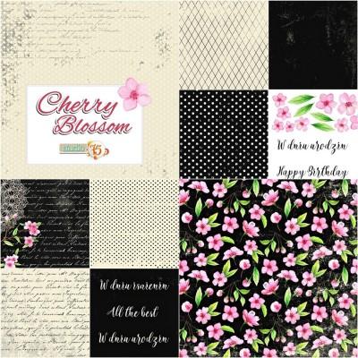Cherry Blossom - 6x6