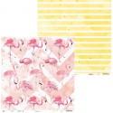 Let's Flamingale mini kollekció 12x12