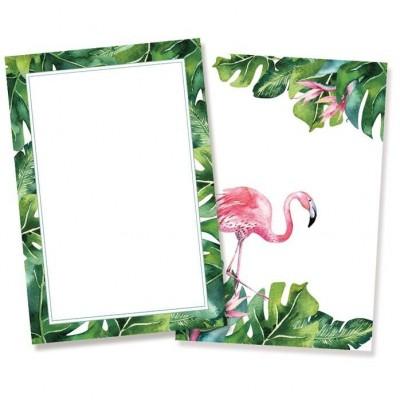 Let's Flamingale kártya szett