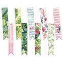 Let's Flamingale dekorációs címke 03