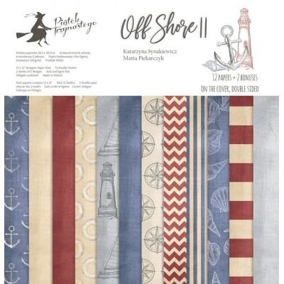 Off Shore II maxi kollekció 12x12