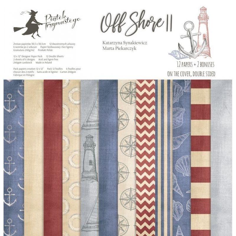 Off Shore II kollekció 6x6