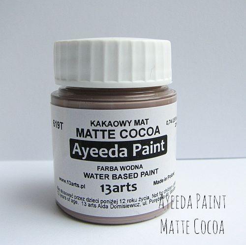Ayeeda Matt Festék - Kakaó