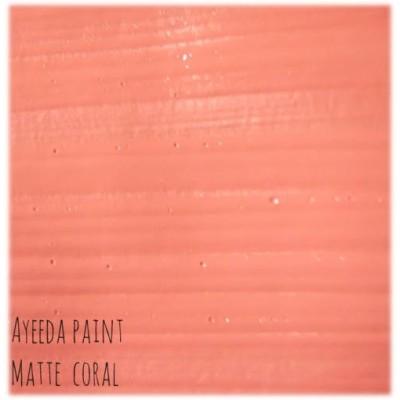 Ayeeda Matt Festék - Korall