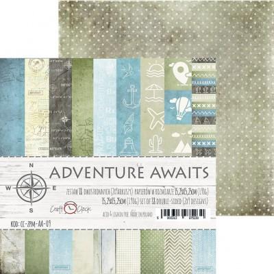Adventure Awaits kollekció - 6x6