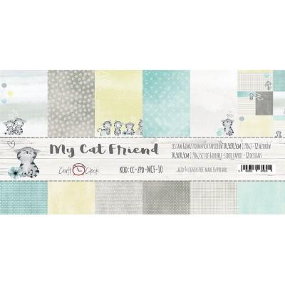 My Cat Friend kollekció - 12x12