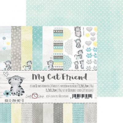 My Cat Friend kollekció - 6x6