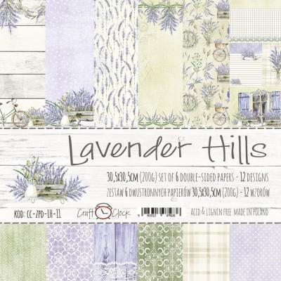 Lavender Hills kollekció - 12x12