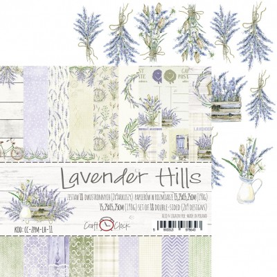 Lavender Hills kollekció - 6x6
