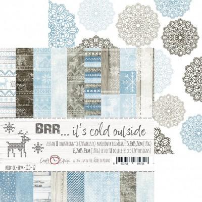 Brr... it's cold outside kollekció - 6x6