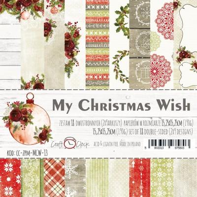 My Christmas Wish kollekció - 6x6