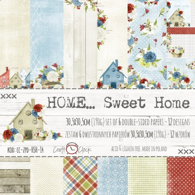 Home Sweet Home kollekció - 12x12