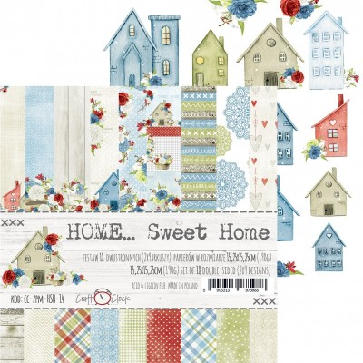 Home Sweet Home kollekció - 6x6