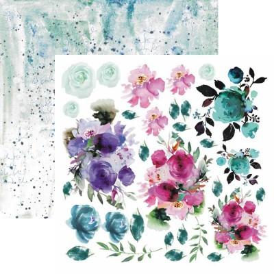 Aqua Flora kollekció - 6x6