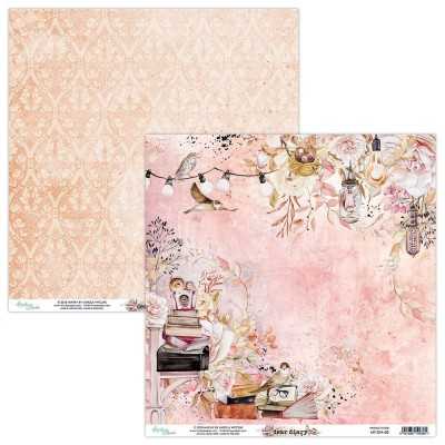 Mintay Dear Diary mini kollekció - 12x12