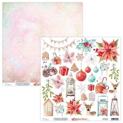 Mintay Christmas Stories maxi kollekció - 12x12