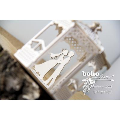 Boho Love - Gazebo 3D