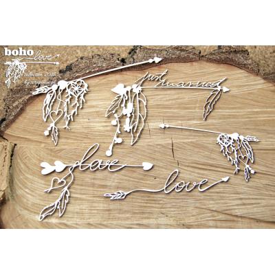 Boho Love - nagy nyilak