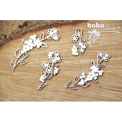 Boho Love - virágok