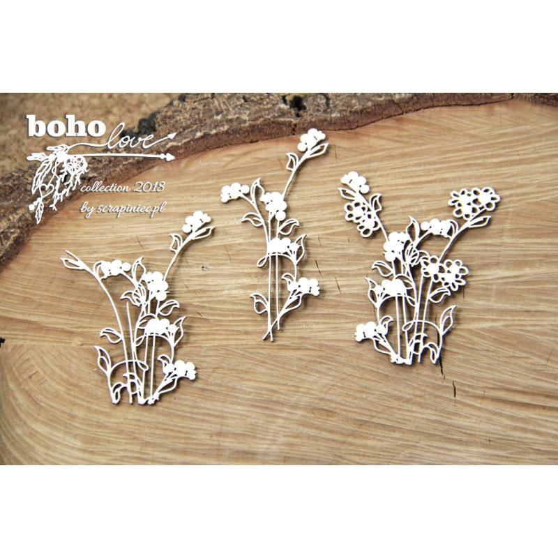 Boho Love - virágok des.2.