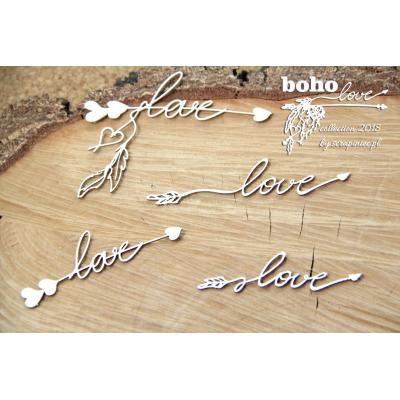 Boho Love - kis nyilak des.1.