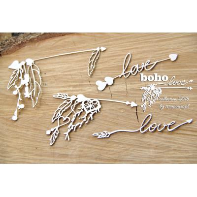 Boho Love - kis nyilak des.2