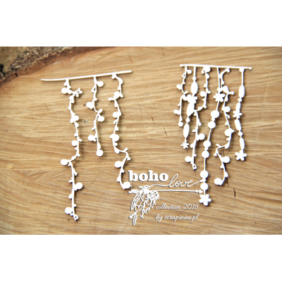 Boho Love - kis füzérek des.1.